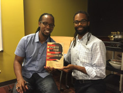 Dr. Kendi and his new book Stamped From the Beginning.