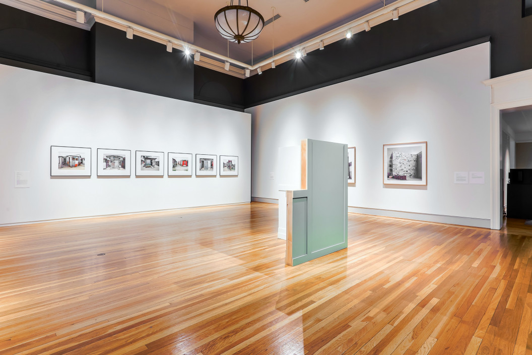 Installation View of Real Estate