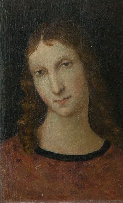 After Raffaello Santi, Portrait of a Woman, n.d.
