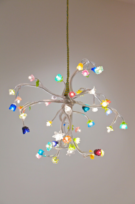 Virgil Marti, Large Chandelier (Hybrid), 2007