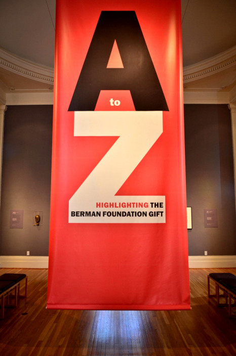 A to Z: Highlighting the Berman Collection