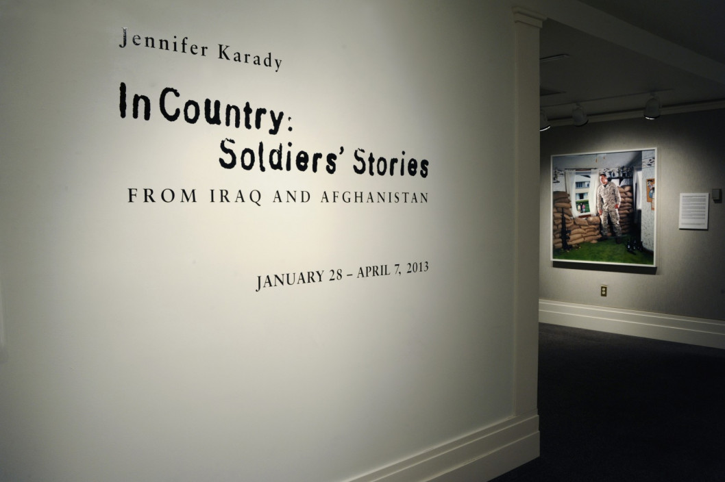 Jennifer Karady's In Country