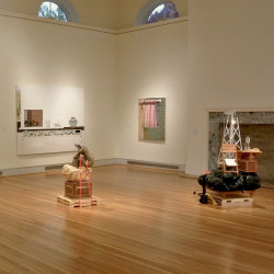 Installation view. Good Neighbors. October 14, 2014 – January 11, 2015.