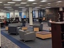 Myrin Library Main Floor