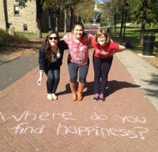 Chalk Happiness Picture