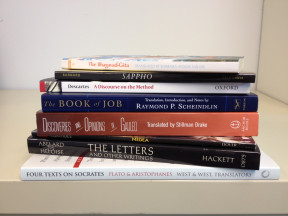 CIE books Fall 2014 shuffled