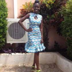 Profile of Natasha Dartey