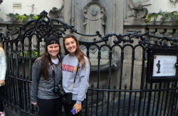 The Ursinus field hockey team jets to Europe for an international tour