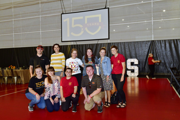 Celebrating 150 Years of Ursinus during Homecoming & Family Weekend