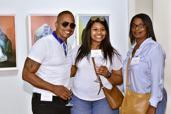 Welcome Reception for Parents 2019 in the Berman Museum.