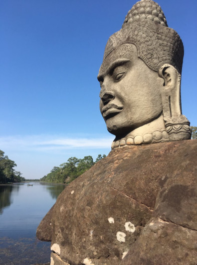 The Road Less Traveled: In Search of the Green Buddha