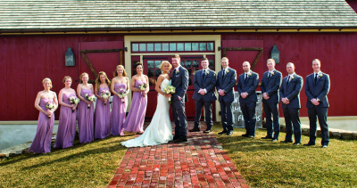 Haley Bosak '10 and Travis Kryder '10 were married March 28, 2015.