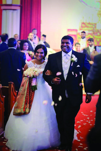 Cris Mathew '06 and Jeslie Jose were married in August 2015. As the founding father of the Bear...