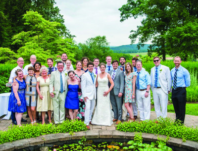 Dan Callahan '07 and Danielle Behler were married June 17, 2017.