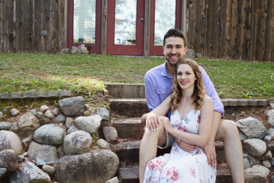 Maeve Flynn '14 and Jared Thomas Fallt were married on July 11, 2020.