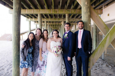 Rebecca Cohen '07 and Raphael Kasen were married on May 2, 2015.  In attendance were Felicia Ch...