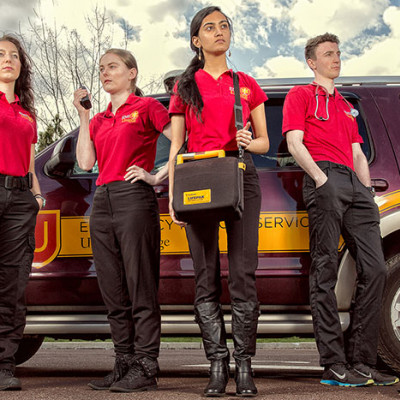 The Ursinus College EMS team