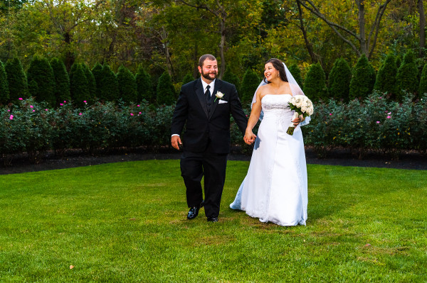 Amanda Birnbrauer '14 and Joseph Christofas were married on Oct. 6, 2017