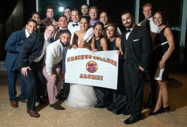Lauren Fogarty '11 and Michael Schwager '10 were married on Oct. 1, 2016.