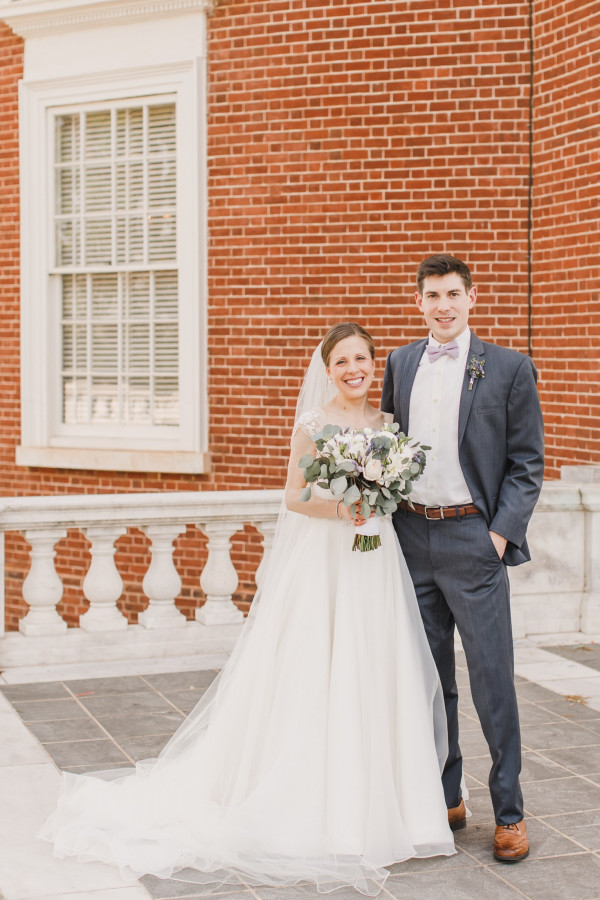 Carina Murphy Brown '11 and Matthew James Zuber '11 were married on May 12 2018.