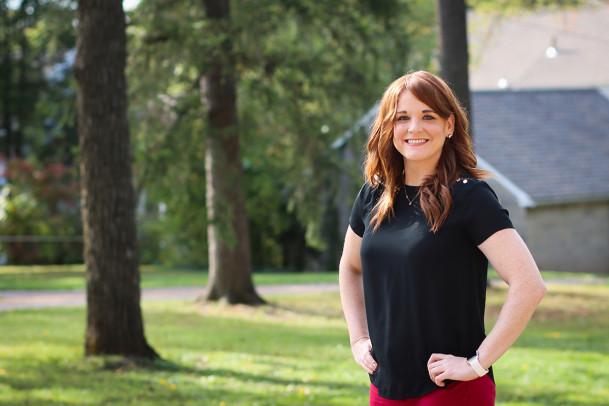 Lauren Finnegan is the director of counseling and wellness at Ursinus College.