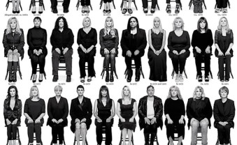 New York Magazine shows photographs of 35 of the 46 women whose sexual assault allegations against Bill Cosby span five de...
