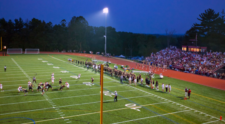 Patterson Football Field  at Ursinus College