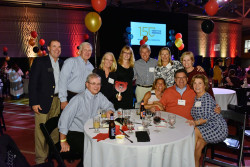 Guests celebrate the Keep the Promise campaign