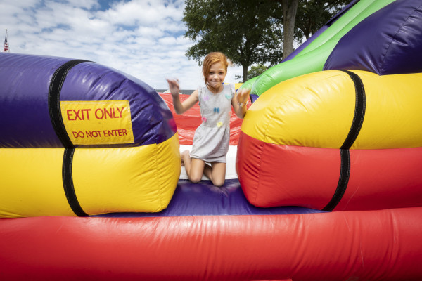 Moon bounce 150 fest candid