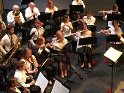 UC Concert Band - Spring 2018