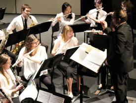 UC Concert Band, Fall 2018