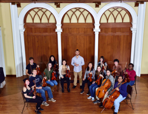 UC String Ensemble