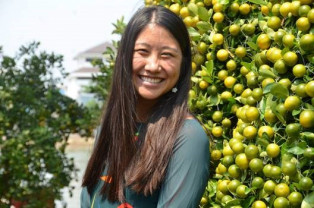 Recent graduate Sarah Huang was a recipient of the Environmental Protection Agency's Greater ...