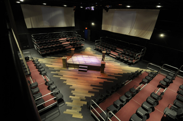 Blackbox Theater In the Round