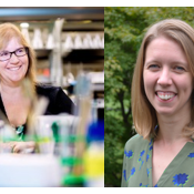 Dr. Rebecca Roberts (Biology) and Dr. Samantha Wilner (Chemistry) publish in the Journal of Ch...