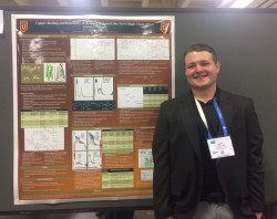 BCMB and chemistry students present research work at the 253rd National Meeting and Exposition held in San Franciso, Calif...