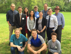 Students and faculty attend 81st ISCC at Penn State Berks