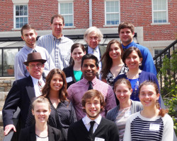 Ursinus Students Present at Student Chemists Convention