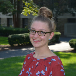 Morgan Cousins, Postdoctoral Teaching Fellow in Chemistry