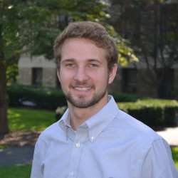 Nathan Scharf, Visiting Assistant Professor of Chemistry