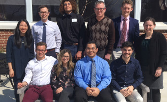 Students and faculty attend 83rd ISCC at Gettysburg College