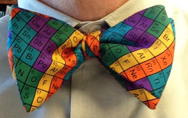 The Many Bowties of Dr. T.