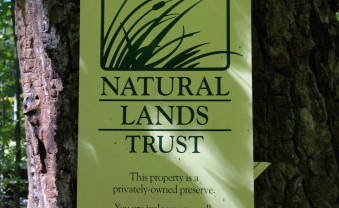 Operated by Natural Lands Trust.