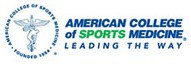 The American College of Sports Medicine