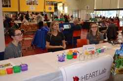 UC Wellness Fair - HEP Student Outreach
