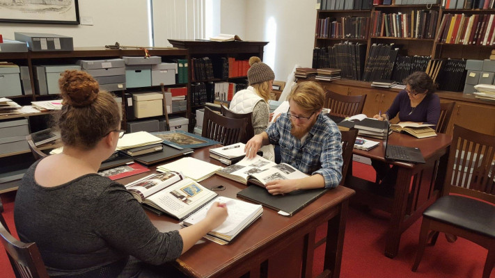 Archival research is essential for history students. (And fun. Really.)