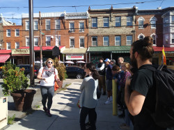 Italian Market Walking Tour