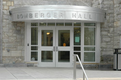 Bomberger Hall, home of the Ursinus Business and Economics Department