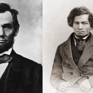 Abraham Lincoln, Frederick Douglass, and American Democracy