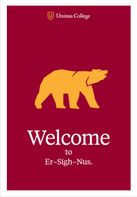 Cover of the 2019-2020 Admission Viewbook